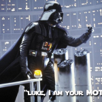 Star Wars Luke I'm your mother