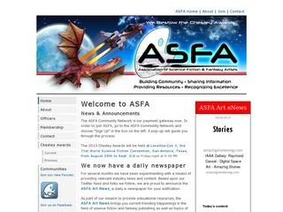 ASFA :: Association of Science Fiction & Fantasy Artists