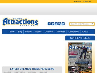Orlando Attractions Magazine - Your source for Orlando-area theme parks and attractions!