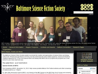 Baltimore Science Fiction Society