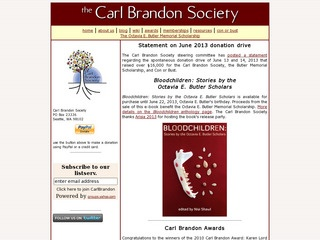 Carl Brandon Society