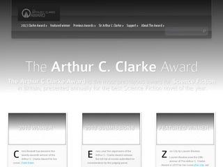 Arthur C. Clark Award