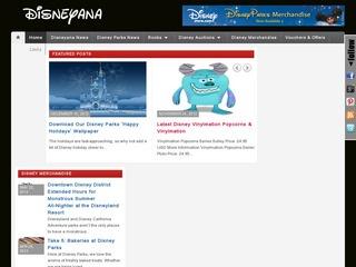 Disneyana - the Disney Portal