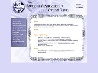 Fandom Association of Central Texas (FACT)