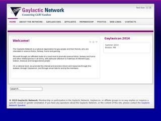 Gaylactic Network