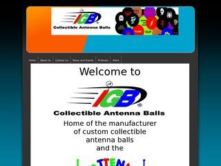 Igbcollectibleballs.com