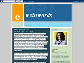Weinwords
