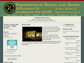 Pandemonium Books