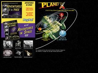 Planet X Magazine