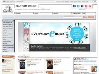 Random House - Del Rey & Bantam Spectra