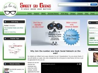 SweetOnGeeks.com