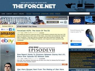 TheForce.Net  {Star Wars]