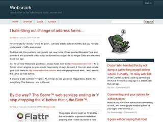 Websnark.com